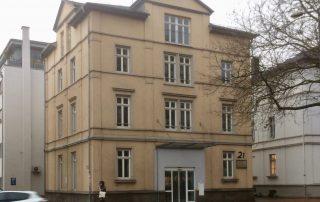 Das Diakonische Werk zieht innerhalb Gießens um, von seinem langjährigen Domizil in der Gartenstraße 11 in die Südanlage 21.