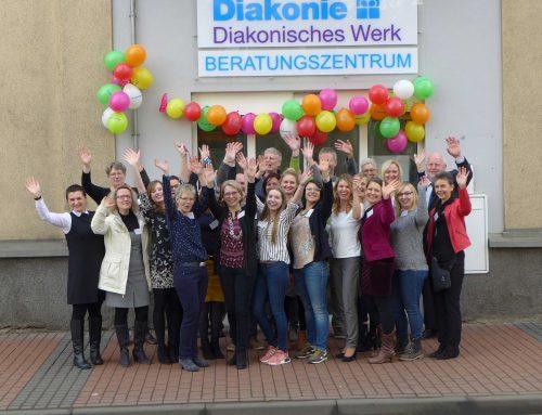 Beratungszentrum des Diakonischen Werkes offiziell eröffnet