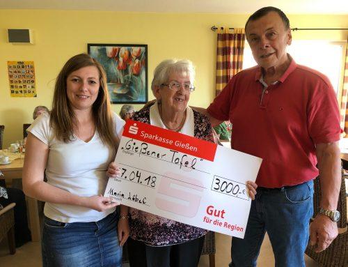 Spenden und Helfen: Maria Löbel