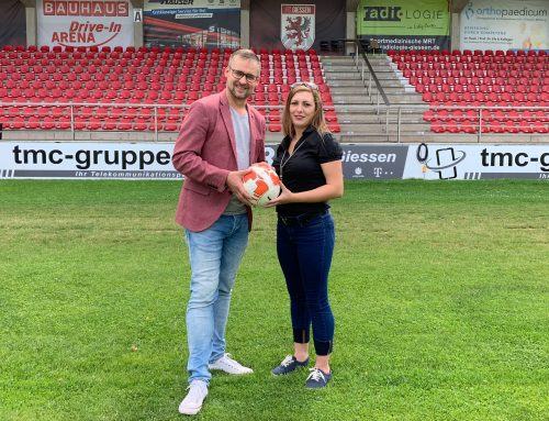 Partnerschaft mit dem FC Gießen vereinbart