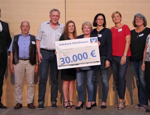 1.000 Euro bei Volksbank-Förderwettbewerb gewonnen