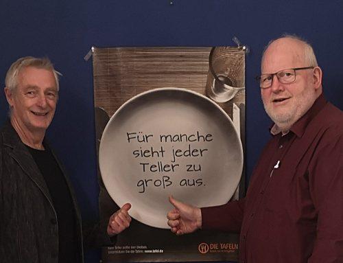 Tafel-Arbeit mit 1500-Euro-Spende gewürdigt