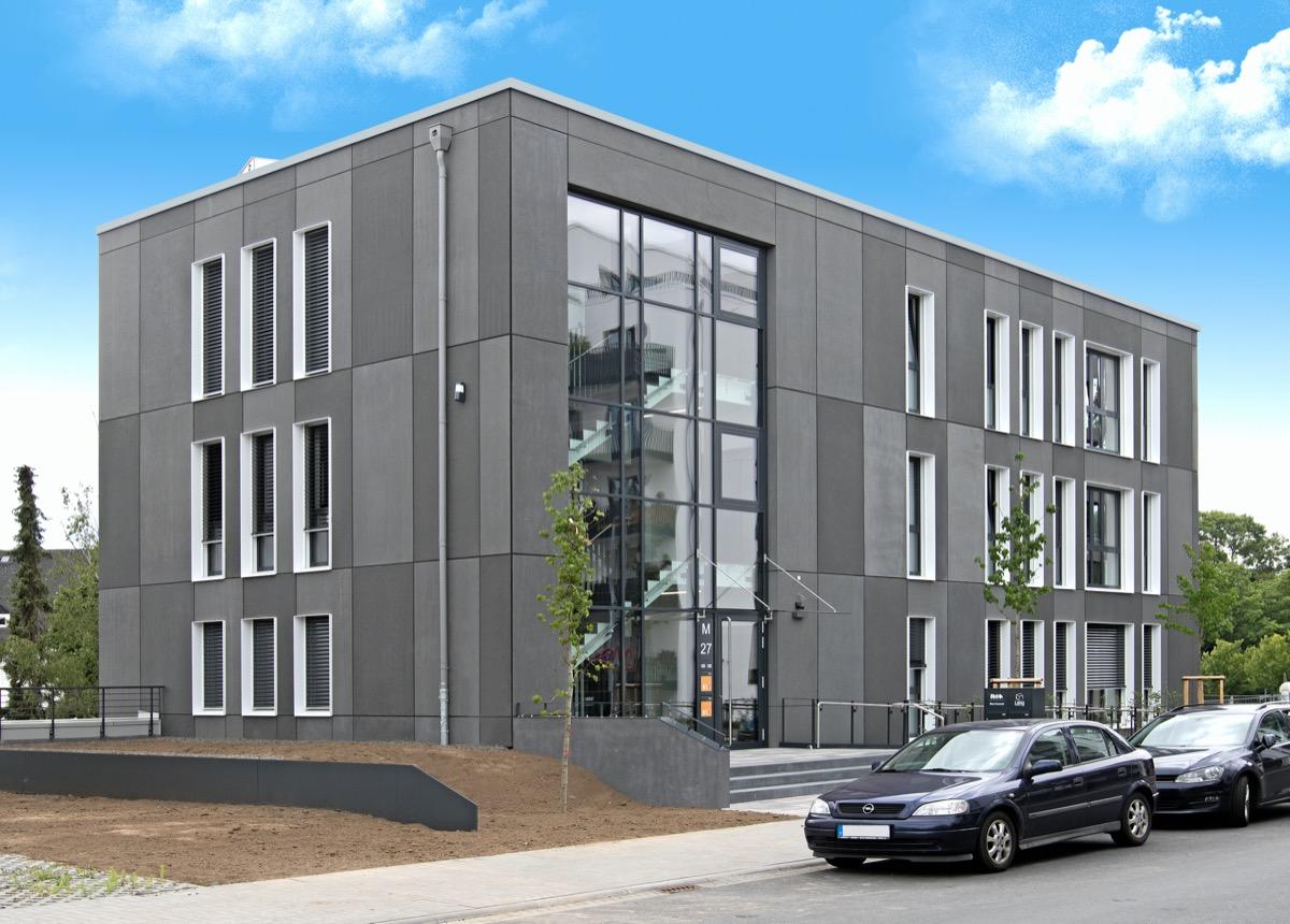 Bürogebäude Kugelberg Faber & Schnepp