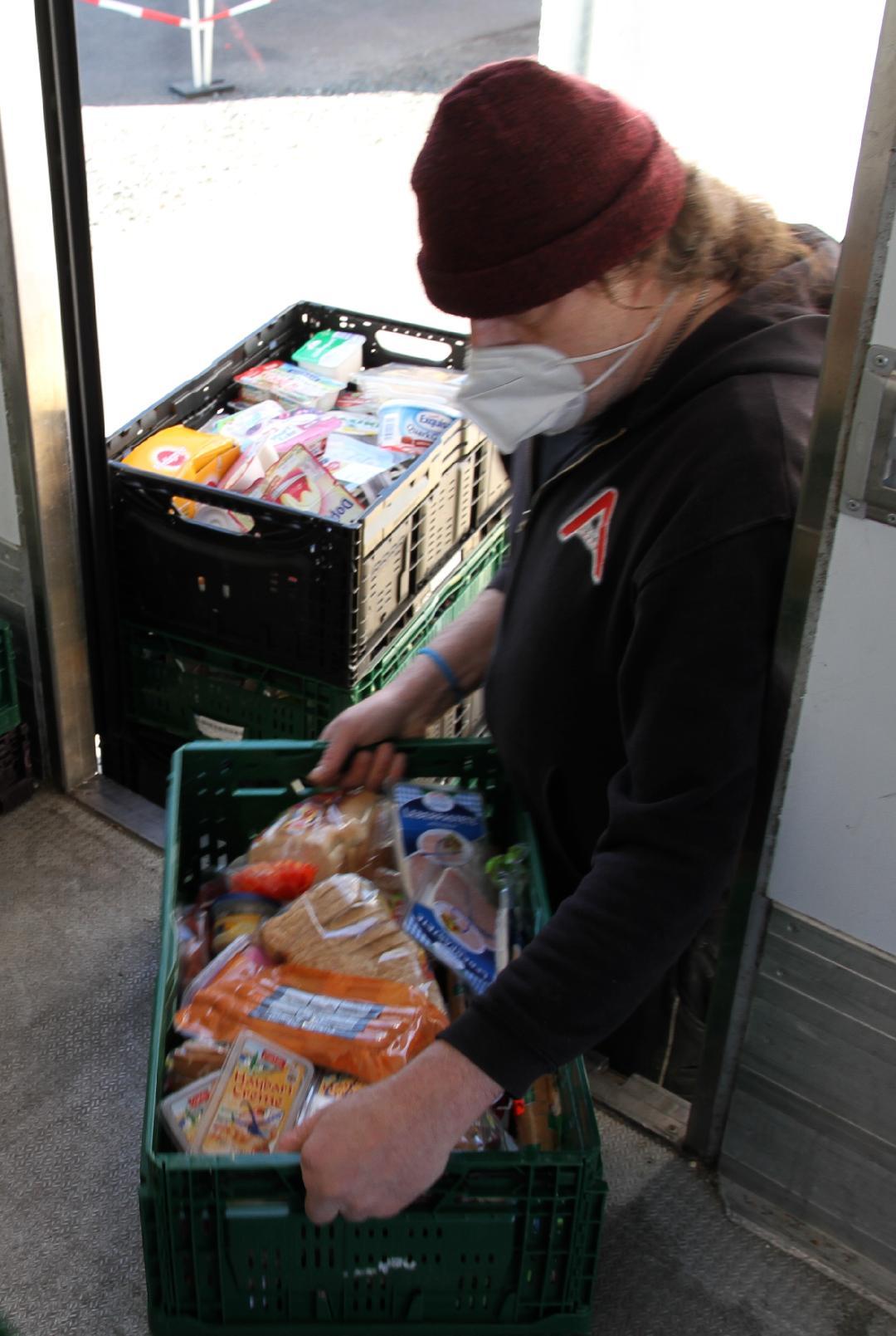 Lebensmittel retten
